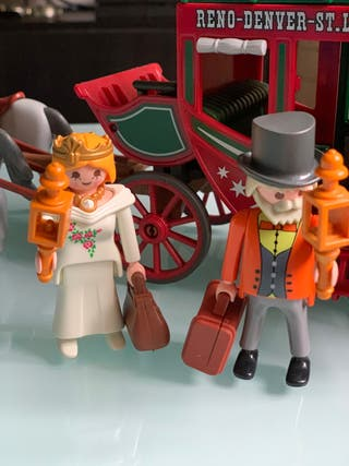 Carruaje Playmobil