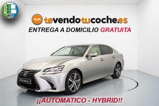 Lexus GS 450h Executive 3.5 Hibrido 345cv Auto