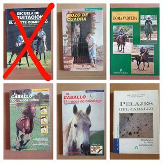 Libros de Caballos