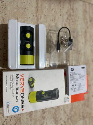 Cascos Motorola bluetooth