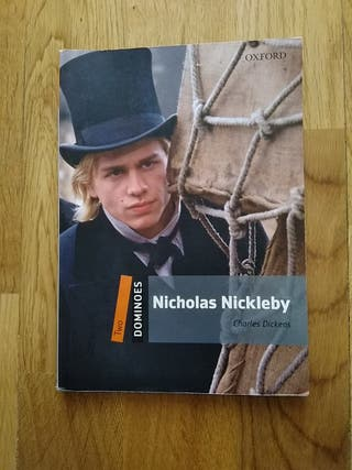 Nicholas Nickleby. Inglés Oxford