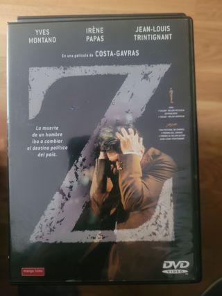 Z. película dvd