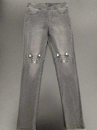 mallas leggings vaqueros talla 134