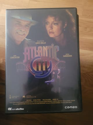 Atlantic City. película dvd