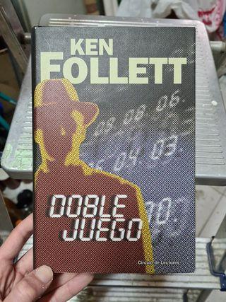 ken follett doble juego