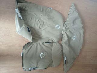 Pack bogaboo camaleón (capota, cubrepie, funda)