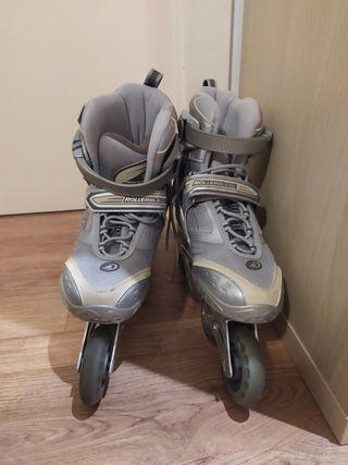 patines rollerblade talla EU38
