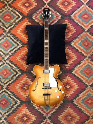 Höfner HCT 500/7 Verythin Bass