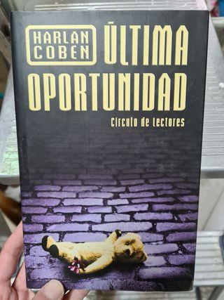 Harlan Coben - ultima oportunidad