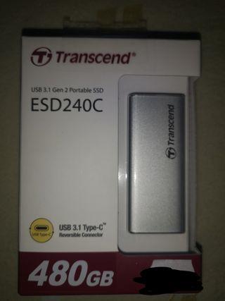 memoria externa 480 gb