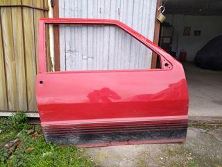 Fiat Uno Turbo MK1 puerta copiloto