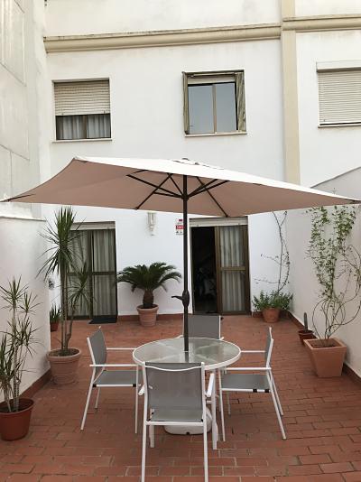 Duplex con gran patio en centro de Córdoba (Fuengirola, Málaga)