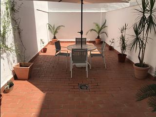 Duplex con gran patio en centro de Córdoba