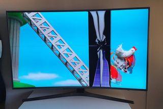 Tele curve Samsung 49 ROTA