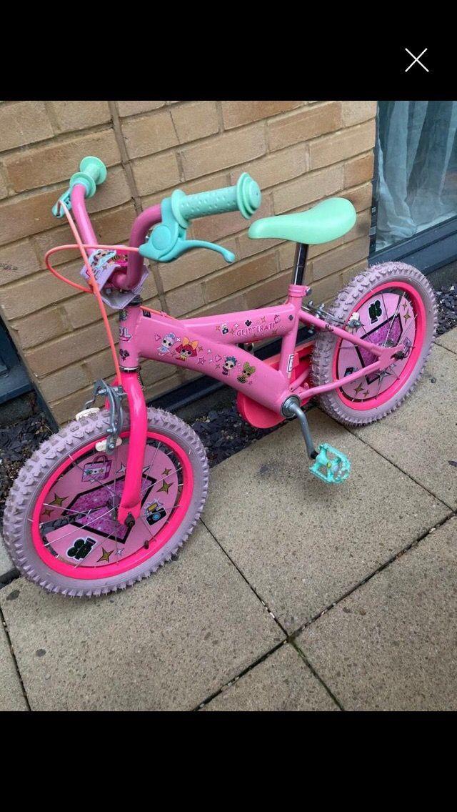 Lol surprise bike
