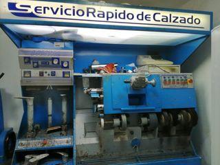 máquina de zapatero