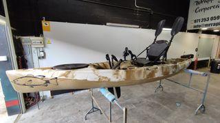 "kayak de pesca a pedales ""Octopus"""
