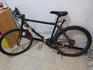 vendo tele con bicicleta