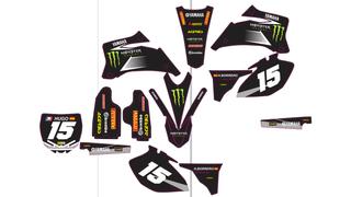 Kit de adhesivos Yamaha