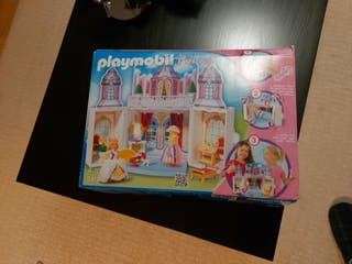 PLAYMOBIL Princesas - Cofre Castillo de Princesas