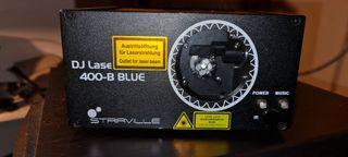 láser azul thomman