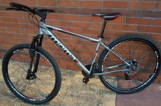 """Bicicleta MTB MOMA GTT29"""" Talla L 2020"""