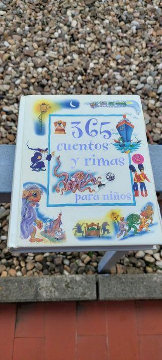 365 Cuentos y Rimas par niños