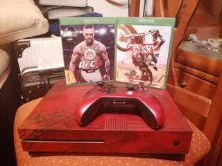 Xbox One S GEARS OF WAR 4 EDITION Serie Limitada
