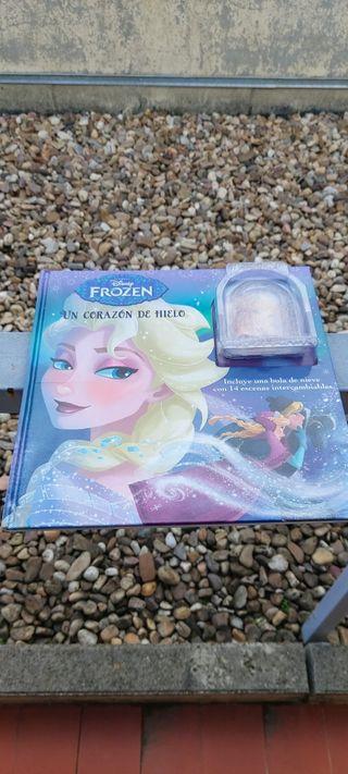 Frozen / Mi corazón de hielo