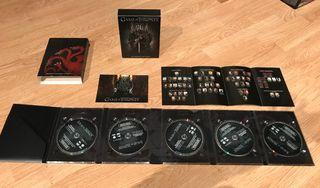 Temporada 1 juego de Tronos DVD