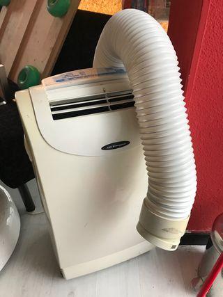 Aire acondicionado y calor