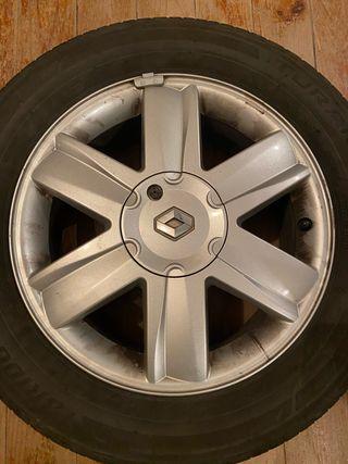 Llantas De Aluminio Renault Scenic 2004