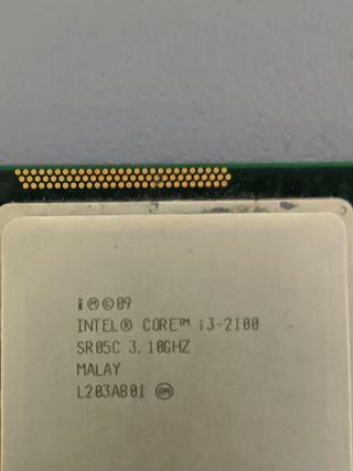 Intel i3-2100 socket 1155