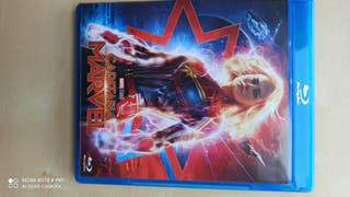 bluray Capitana Marvel