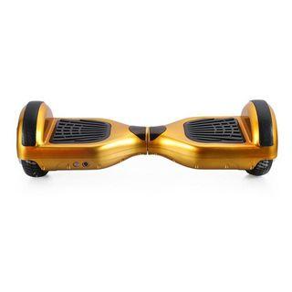 hoverboard + sillín para ponerlo en modo car.