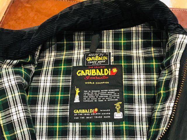 Chaqueta Garibaldi