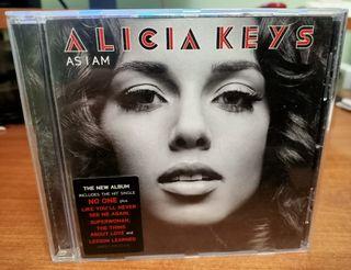 ALICIA KEYS - As I am. Cd