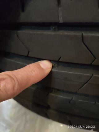2 Neumáticos 205-55-R16 Hankook