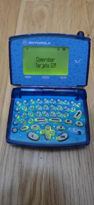 TELEFONO MOVIL MOTOROLA V100 LIBRE