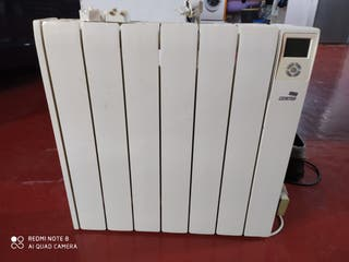 Emisor térmico ,radiador.