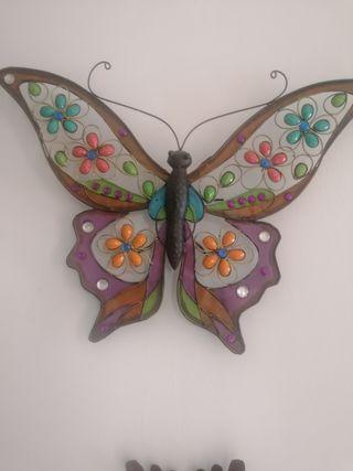 mariposa decoración