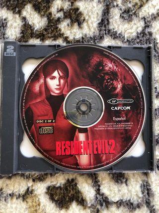 Resident Evil 2 - PC CD-Rom
