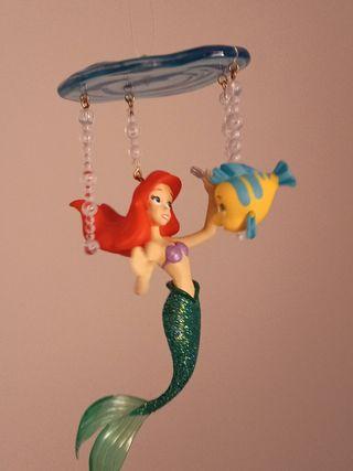 Figura de Colección de Ariel La Sirenita Hallmark