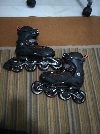 patines 29-32, en línea Oxelo