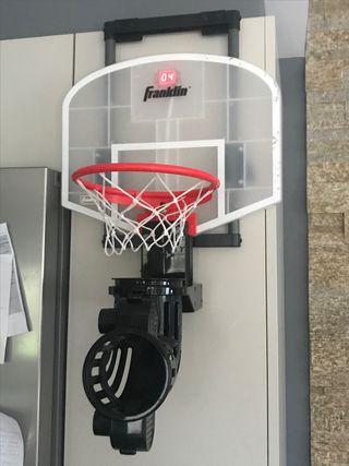 Canasta que devuelve la pelona, para puerta