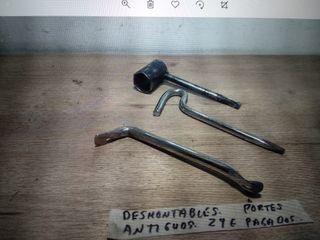 llaves antiguas moto clasica