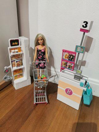 Supermercado de Barbie
