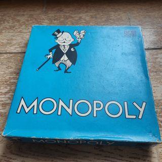 MONOPOLY - ANTIGUO JUEGO DE MESA MONOPOLY PARKER