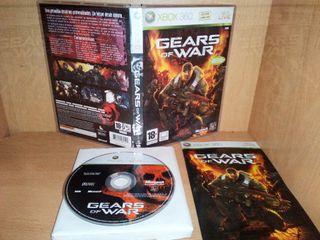 Gears of war (2006) xbox360 lim