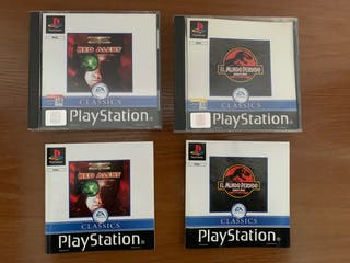 Command and conquer red alert + jurassic park